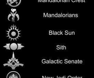 star wars, rebel, and symbol image