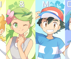 anime, suiren, and ash image