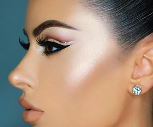 makeup, amrezy, and beauty image