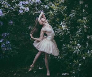 art, ballerina, and photography image