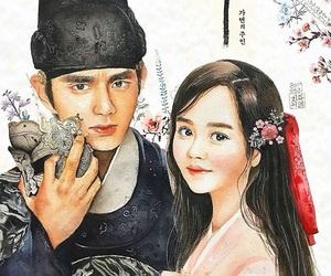 kdrama, yoo seung ho, and kim so hyun image