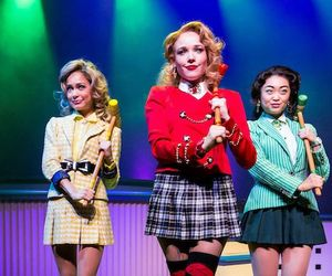 Heathers, musical, and alice lee image