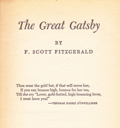 F Scott Fitzgerald Love Quote Alluring 28 Images About Fscott Fitzgerald On We Heart It  See More