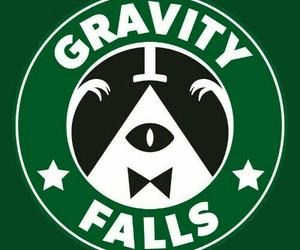 gravity fall starbucks image