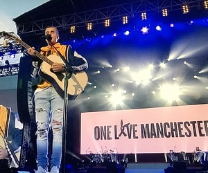 concert, london, and manchester image