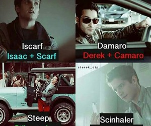 ships and teen wolf image
