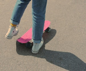 converse, fun, and jeans image