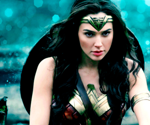 d.c., wonder woman, and diana prince image
