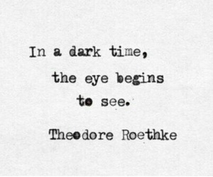 quote, dark, and eyes image