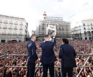 real madrid, Ronaldo, and ramos image