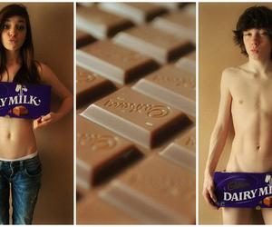 cadbury, chocolate, and Hot image