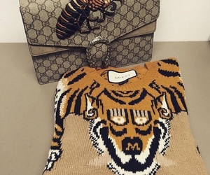bag, gucci, and jacket image