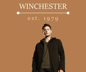background, dean, and dean winchester image