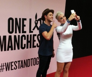 katy perry, niall horan, and manchester image