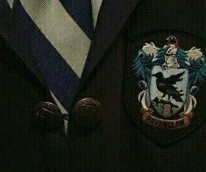 ravenclaw, hogwarts, and harry potter image