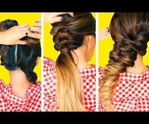 braids, hairdos, and hairstyles image