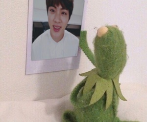 kermit and bts image