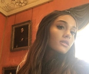 actress, Queen, and ariana image