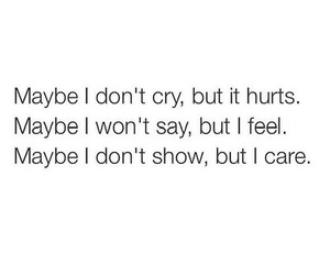 quotes, hurt, and cry image