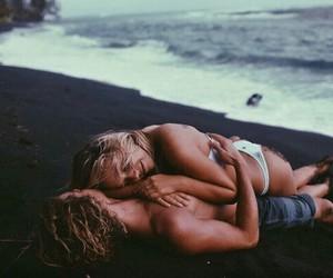 aesthetic, beach, and boyfriend image