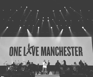 manchester, dangerous woman, and ariana grande image