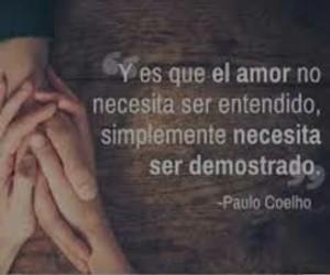 amor and paulo coelho image
