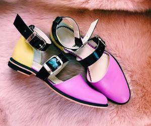 color, fashion, and moda image
