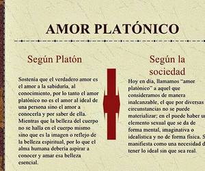 love, platon, and amor platonico image