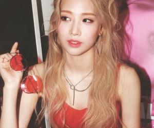 kpop, loona, and kim lip image