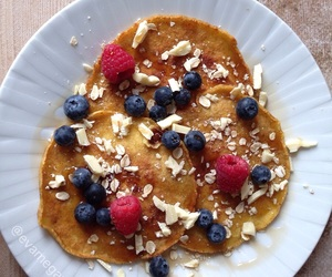 beautiful, breakfast, and delicious image