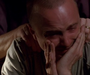 alone, breaking bad, and crying image