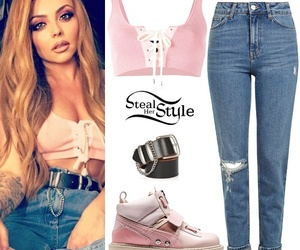 singer, steal her style, and jesy nelson image