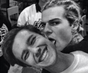 jesse rutherford, the nbhd, and zach abels image