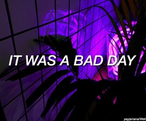 aesthetic, bad day, and justin image