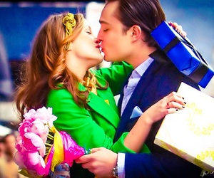 chuck bass, couple, and Dream image