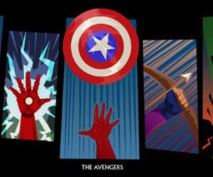 thor, captain america, and Hulk image