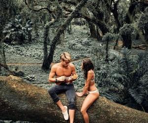 adventure, romantic, and couple image