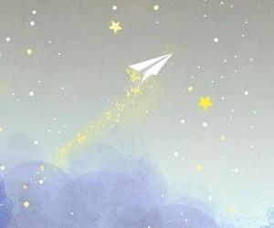 stars, wallpaper, and lockscreen image