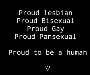 bisexual, black, and pansexual image