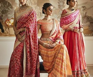 haute couture, indian, and pakistani image