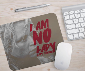 etsy, unique mouse pad, and round mouse pads image