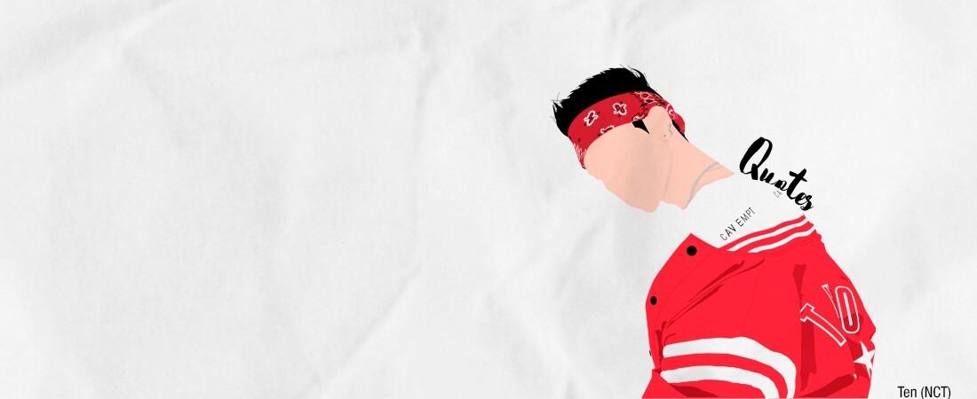 Ten Desktop Wallpaper Uploaded By Taehyung On We Heart It