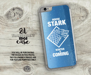 etsy, stark family, and iphone 5s case image