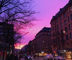 aesthetic, beautiful, and beautiful sky image