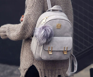 backpack, bag, and style image