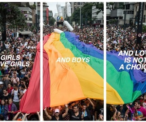 pride, boys, and gay image