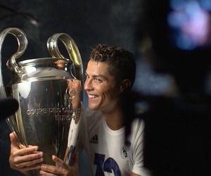 real madrid, Ronaldo, and ucl image