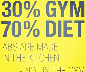 diet, fit, and fitness image