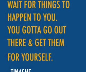 quote, quotes, and tinashe image