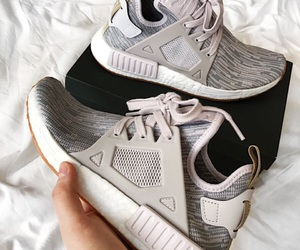 adidas, shoes, and adidas nmd image